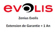 EVOLIS Zenius : Extension Garantie + 1 an pour imprimante Zenius ref EWZN112SD