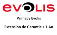 EVOLIS Primacy : Extension Garantie + 1 an pour imprimante Primacy ref EWPR112SD